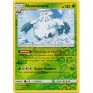 Abomasnow - 4/131 (Reverse Foil) Thumb Nail