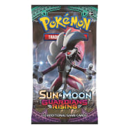 Pokemon - SM Guardians Rising Booster Pack Thumb Nail