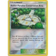 Aether Paradise Conservation Area - 116/145 (Reverse Foil) Thumb Nail