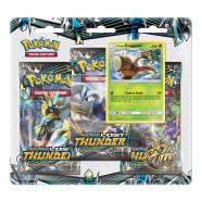 Pokemon - SM Lost Thunder 3 Booster Blister - Alolan Exeggutor Thumb Nail