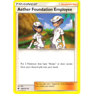 Aether Foundation Employee - 168/214 Thumb Nail