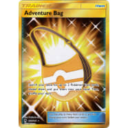 Adventure Bag (Secret Rare) - 228/214 Thumb Nail