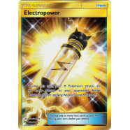 Electropower (Secret Rare) - 232/214 Thumb Nail
