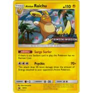 Alolan Raichu - SM72 Thumb Nail