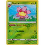 Cherrim - 11/156 (Reverse Foil) Thumb Nail