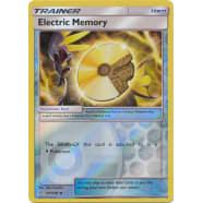 Electric Memory - 121/156 (Reverse Foil) Thumb Nail