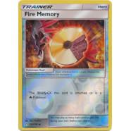 Fire Memory - 123/156 (Reverse Foil) Thumb Nail