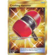 Crushing Hammer (Secret Rare) - 166/156 Thumb Nail