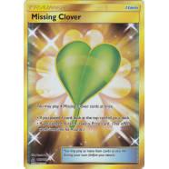 Missing Clover (Secret Rare) - 168/156 Thumb Nail