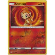 Chimchar - 20/156 (Reverse Foil) Thumb Nail