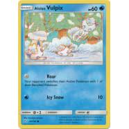 Alolan Vulpix - 30/156 Thumb Nail