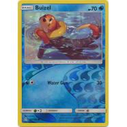 Buizel - 35/156 (Reverse Foil) Thumb Nail