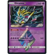 Giratina Prism Star - 58/156 Thumb Nail