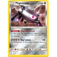 Magnezone - 83/156 (Non-Holo Rare) Thumb Nail