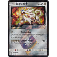 Solgaleo Prism Star - 89/156 Thumb Nail