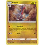 Gabite - 98/156 Thumb Nail