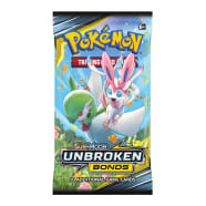 Pokemon - SM Unbroken Bonds Booster Pack Thumb Nail