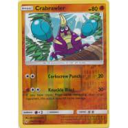 Crabrawler - 104/214 (Reverse Foil) Thumb Nail