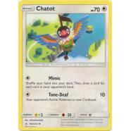 Chatot - 162/214 Thumb Nail