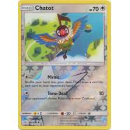 Chatot - 162/214 (Reverse Foil) Thumb Nail