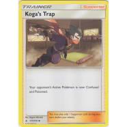 Koga's Trap - 177/214 Thumb Nail