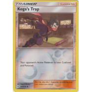 Koga's Trap - 177/214 (Reverse Foil) Thumb Nail