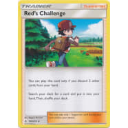 Red's Challenge (Non-Holo) - 184/214 Thumb Nail