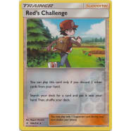 Red's Challenge - 184/214 (Reverse Foil) Thumb Nail