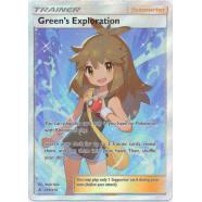 Green's Exploration (Full Art) - 209/214 Thumb Nail