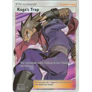 Koga's Trap (Full Art) - 211/214 Thumb Nail