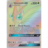 Venomoth-GX (Hyper Rare) - 216/214 Thumb Nail