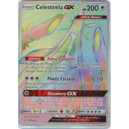 Celesteela-GX (Hyper Rare) - 228/214 Thumb Nail