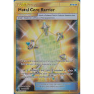 Metal Core Barrier (Secret Rare) - 232/214 Thumb Nail