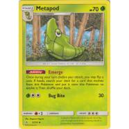 Metapod - 3/214 Thumb Nail