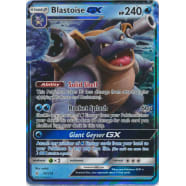 Blastoise-GX - 35/214 Thumb Nail