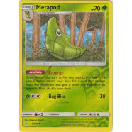 Metapod - 3/214 (Reverse Foil) Thumb Nail