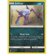 Sableye - 133/236 Thumb Nail