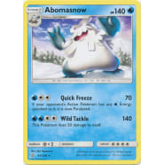 Abomasnow - 42/236 Thumb Nail