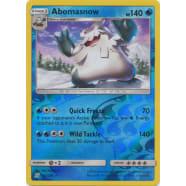 Abomasnow - 42/236 (Reverse Foil) Thumb Nail