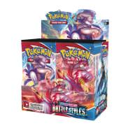 Pokemon - SWSH Battle Styles Booster Box Thumb Nail