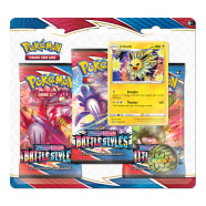 Pokemon - SWSH Battle Styles 3 Booster Blister - Jolteon Thumb Nail