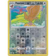 Fearow - 112/163 (Reverse Foil) Thumb Nail
