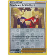 Sordward and Shielbert - 135/163 (Reverse Foil) Thumb Nail