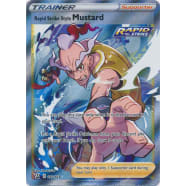 Rapid Strike Style Mustard (Full Art) - 162/163 Thumb Nail