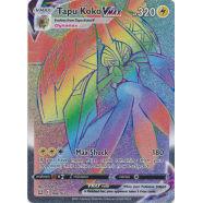 Tapu Koko VMAX (Hyper Rare) - 166/163 Thumb Nail