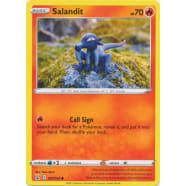 Salandit - 027/163 Thumb Nail