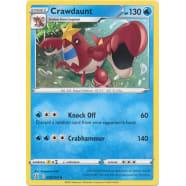 Crawdaunt - 039/163 Thumb Nail