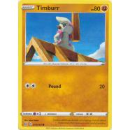 Timburr - 073/163 Thumb Nail