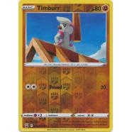 Timburr - 073/163 (Reverse Foil) Thumb Nail