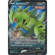 Tyranitar V - 097/163 Thumb Nail